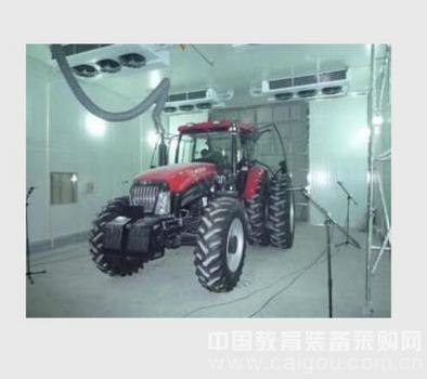 茂名拖拉机高低温环境实验舱
