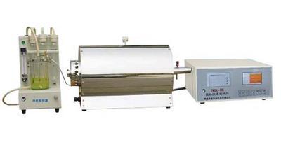 煤炭化验仪器微机快速测硫仪