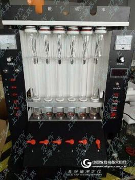 北海粗纤维测定仪,海口全自动粗纤维测定仪