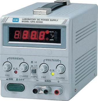 GPS-1850D 单组输出直流电源供应器