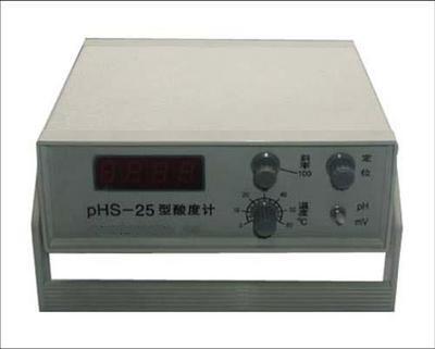 PHS-2C/25数字酸度计