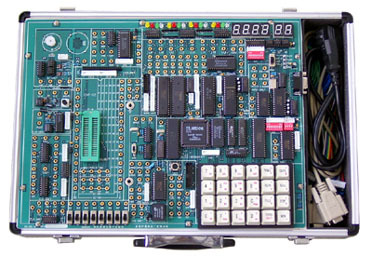 DICE-8086KA型微机原理接口实验箱