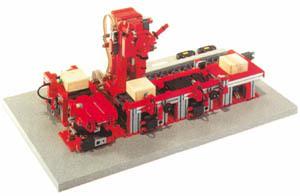 德国慧鱼工业模型-加工流水线(Rendsburg)配套