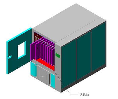 热循环-湿热-湿冻试验机