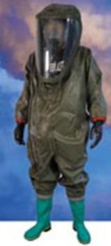 上海恒久无袖单面前防护围裙 0.5铅当量/M尺码