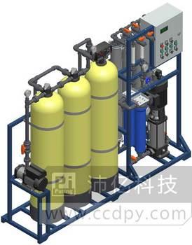 PEROC系列反渗透纯水设备