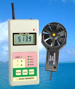 多功能风速表(多功能风速仪)AM-4822