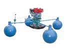 柴油机式增氧机