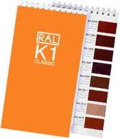 RAL-K1色卡RAL-K1