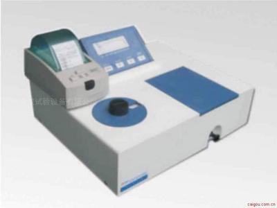 UV754PC紫外可见分光光度计