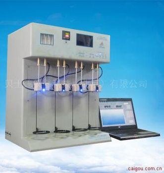隔膜全自动氮吸附比表面积测定仪