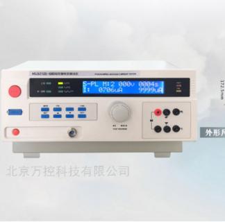 WK14-MS2621GS-IB程控泄漏電流測試儀