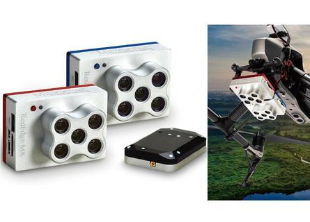RedEdge-MX 雙相機成像系統