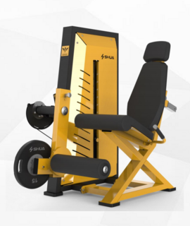 舒华品牌大黄蜂系列力量器械 SH-G7808大腿伸展训练器