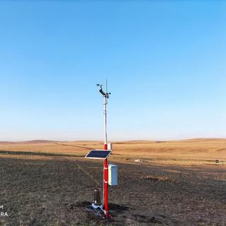 无人五要素自动气象站/湿地气象站/气象站