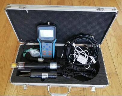 多参数土壤速测仪/便携土壤温湿度速测仪/土壤温湿度测定仪