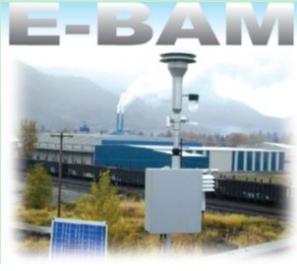 美国可移动式颗粒物监测仪