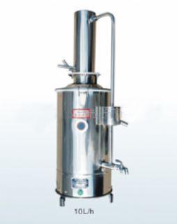 断水自控型不锈钢蒸馏水器