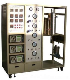 固定床反应器,流化床反应器,天津大学微反与膜催化反应联用装置