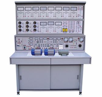 SB-319立式通用电工、电子、电拖(带直流电机)实验室成套设备