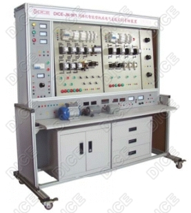 DICE-JK-W1 网络化智能型机床电气技能实训考核装置