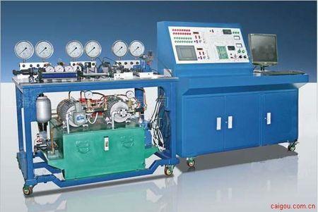 伺服液压测试实验台