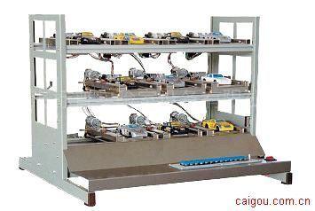 立体车库实训系统|立体车库实训模型装置