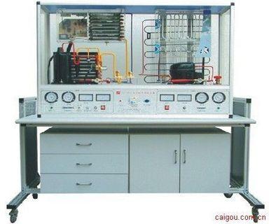 标普BP-ZLZRII型制冷制热实训装置