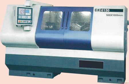 BPCK-6150型 数控车床(教学/生产两用型)