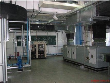BP建筑环境智能控制中央空调网络实训系统
