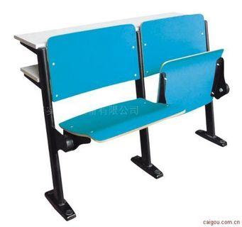 钢管自动翻板课桌椅