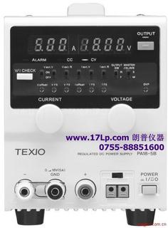 日本德士(TEXIO)PA36-2B稳压直流电源