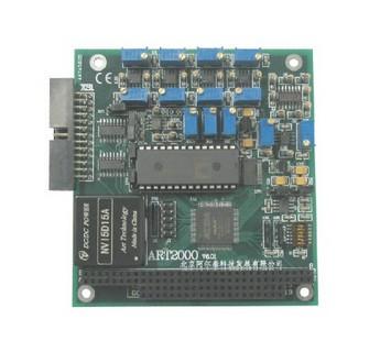 供应PC104数据采集卡ART2000