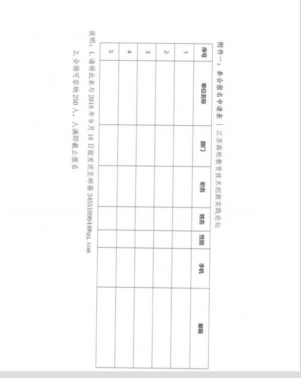 江苏高校教育技术创新实践论坛通知