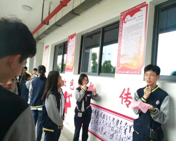 江西宜春市第九中学图书馆