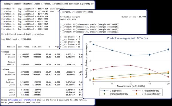 重磅!Stata 17正式发布:DID的官方命令,完美的表格输出,Lasso新功能,离散选择新命令,much more!
