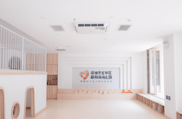 EBC教室空氣環境機呵護兒童健康成長