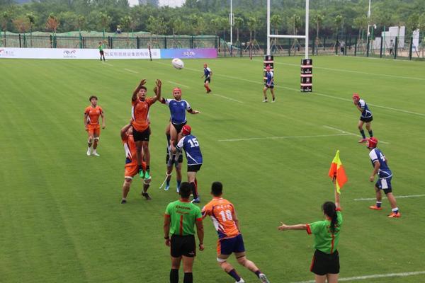 十四运橄榄球测试赛暨西部邀请赛在西安体育学院鄠邑校区圆满落幕