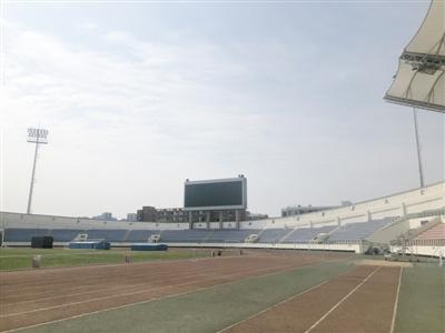 郑州大学多场馆改造升级迎接盛会