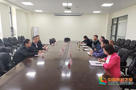 湖北生态工程职业技术学院与长江大学开展科技合作