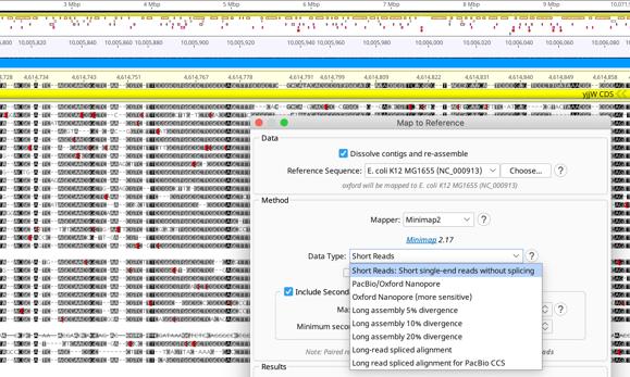 完整的分子生物学和序列分析工具套件