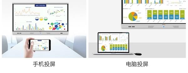 大屏大视界,冠艺4K智能会议平板,助力高效办公