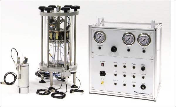 共振柱试验系统