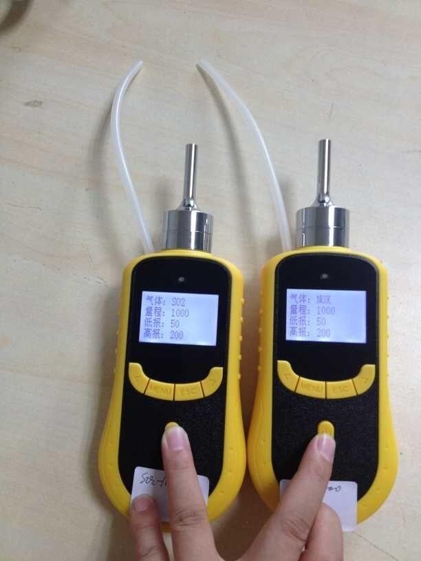 厂家直销氯甲烷探测器 便携式氯甲烷测量仪 泵吸式氯甲烷报警器