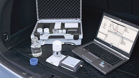 瑞士万通946便携式 重金属快速分析仪