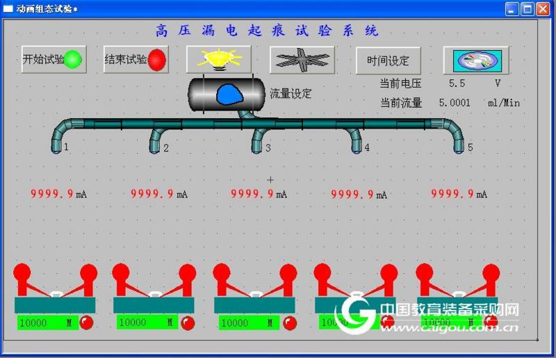 高压耐电痕化指数测试仪