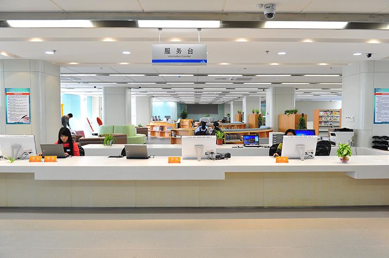 艾迪讯图书馆社会化运营解决方案