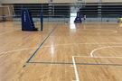 华南师范大学升级体育馆木地板