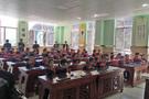 贵州教育厅领导考察贵阳数字书法教室