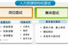 产品推荐 奥派人力资源结构化面试学习平台